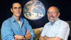 El descubridor del primer exoplaneta y dos cosmólogos, premios Nobel de Física