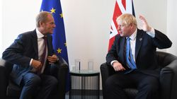 Donald Tusk Tells Boris Johnson To Stop Playing 'Stupid Blame Game' In Angry