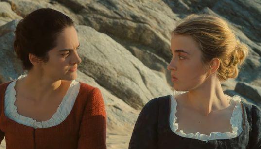 Νέες ταινίες: «Το Πορτρέτο Μιας Γυναίκας Που Φλέγεται» και «Ντιέγκο