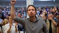 Unidas Podemos lanza su primera acción de campaña: