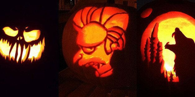 100 pumpkin carving ideas for