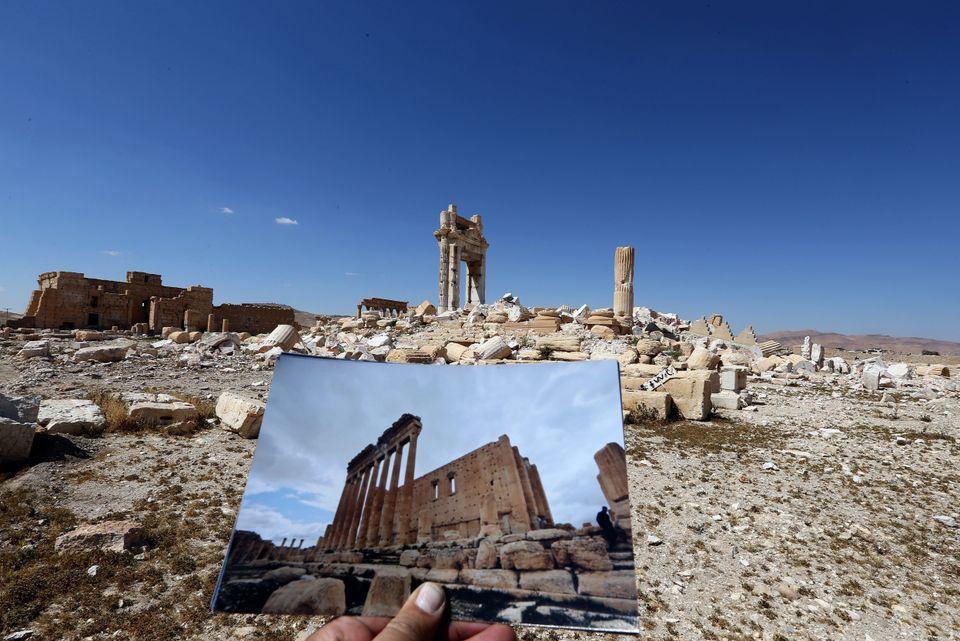 Συρία: Φωτογραφικό ταξίδι σε μια χώρα που δεν υπάρχει