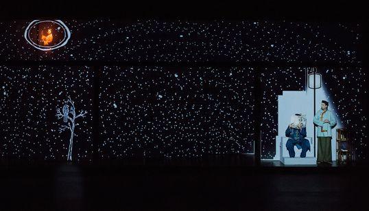 «Το Αηδόνι του Αυτοκράτορα»: Η animated όπερα για παιδιά της Λένας Πλάτωνος ξανά στην