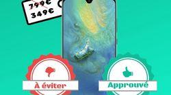 Le Huawei Mate 20 en promo à 349 euros, on valide ou