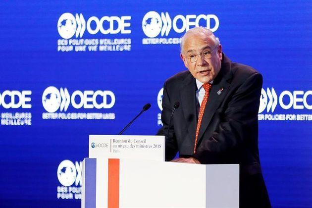 El secretario general de la Organización para la Cooperación y el Desarrollo Económico (OCDE), Ángel