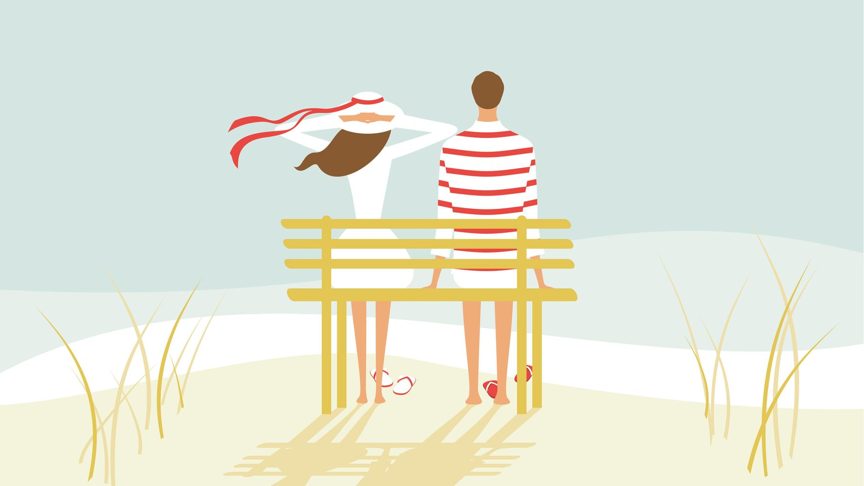'We Broke Up Five Days Before Our Holiday': What Really Happens If You Go Away With Your Ex?