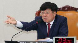이종구 위원장이 국감 도중 참고인에게 욕설을