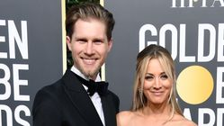 Kaley Cuoco's Husband's Mullet Is Making Her Question Her