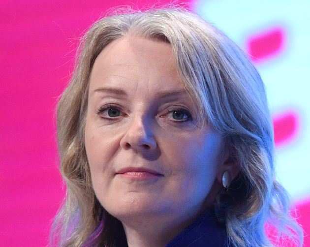 File photo dated 29/09/19 of International Trade Secretary Liz Truss and Defence Secretary as a source...