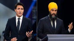 ▶️ Trudeau Challenges Jagmeet Singh Over Bill