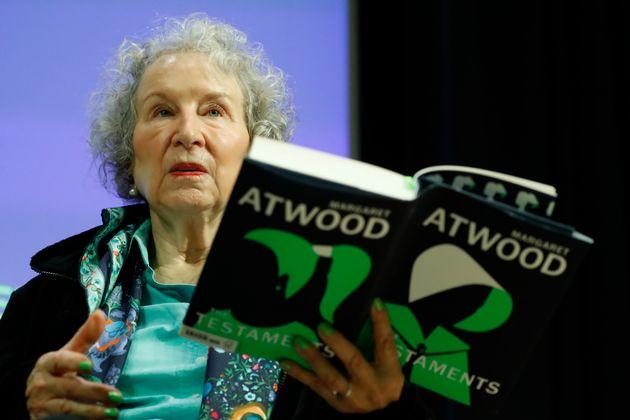 Margaret Atwood a présenté
