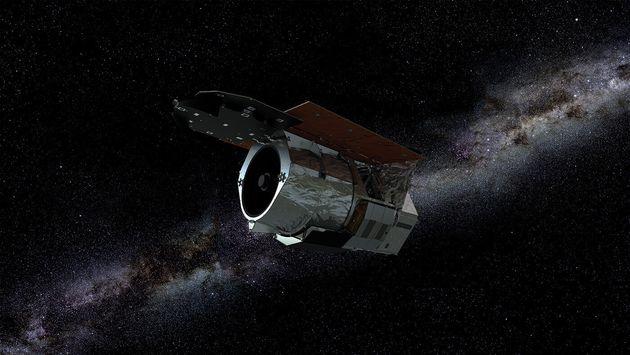 Le télescope spatial WFirst, qui devrait nous aider à observer directement une