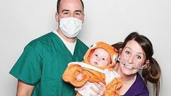 These Family Costumes Seriously Up The Halloween