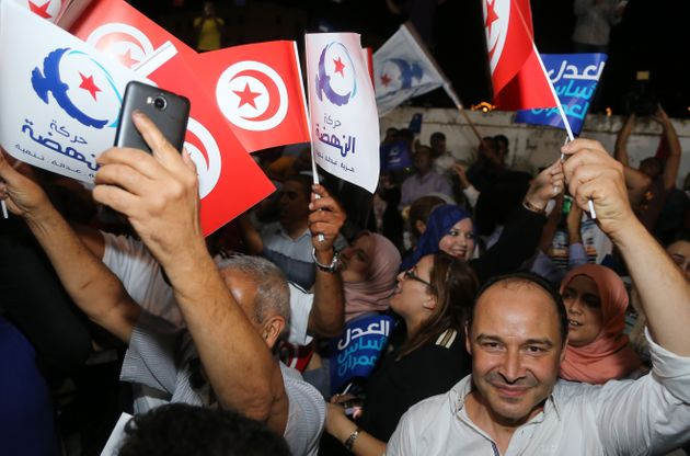 Élection législative: Ennahdha arrive première dans toutes les circonscriptions de
