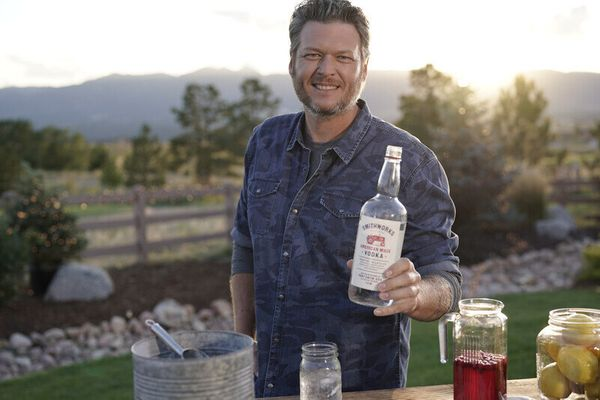 """""""Honey, I really want to get drunk tonight but I need a brand of vodka represented by a celebrity I really trust.""""<br>""""Well,"""