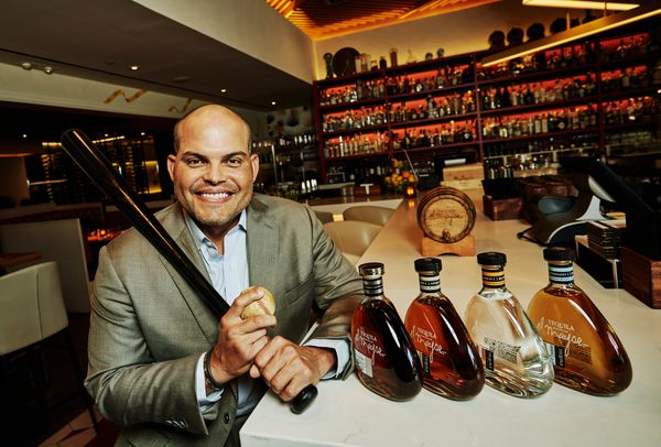 Typically, it's not a good idea to swing a baseball bat around glass bottles — I don't have time to explain why, just t