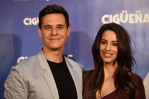 Almudena Cid y Christian