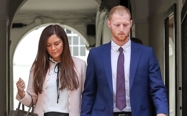 Ben Stokes' wife dismisses report of physical altercation between