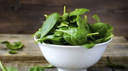 Pre-Washed Spinach Is No Cleaner Than Greens Picked From The