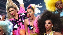 You Won't Be Able To Stop Looking At This MTV VMAs