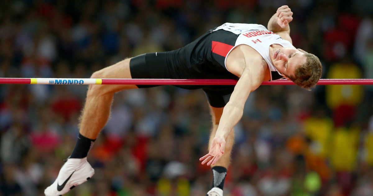 Canada Wins Gold In High Jump At World Championships ...