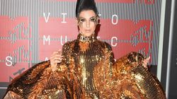 This Is Hands-Down The Most Outrageous VMA Look Of The