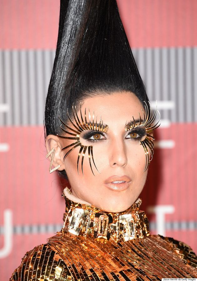 Z LaLa's MTV VMA 2015 Look Is The Most Outrageous Ensemble Of The