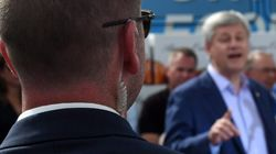 Mayor Defends Comparing Harper's Security To Nazis,