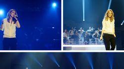 Celine Dion Makes Triumphant Return To Vegas