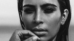 Kim Kardashian Goes Topless For C Magazine