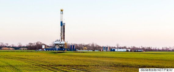 Fracking-Caused Earthquakes Will Increase If B.C. LNG Industry Booms: