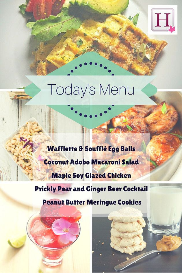 Friday Meal Ideas From The HuffPost Canada Living