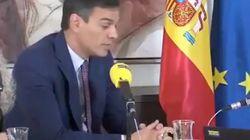 Pedro Sánchez, a Ángels Barceló: