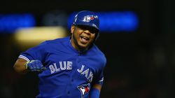 Encarnacion Hits THREE Home Runs, Has NINE RBIs In Jays