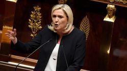 Marine Le Pen demande à Édouard Philippe de