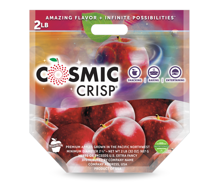 The Cosmic Crisp Is Trying To Become America's Most Popular Apple