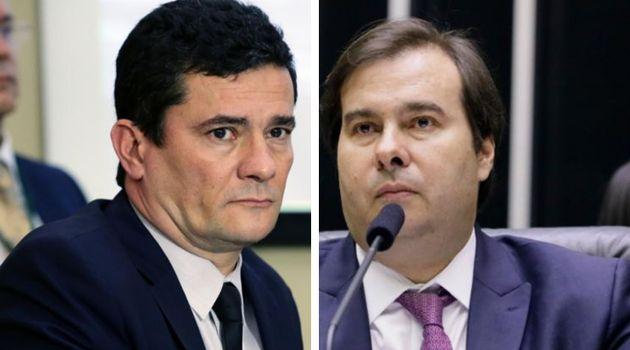 """Oministro Sergio Moro tenta, como sempre, a estratégia permanente dele, a estratégia..."