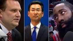 China cancela las emisiones de la NBA por un tweet de apoyo a las protestas de Hong