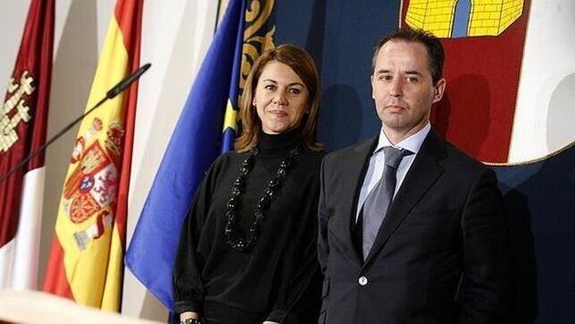 Cospedal y Gómez