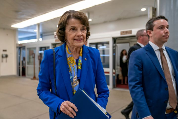 Sen. Dianne Feinstein (D-Calif.), the ranking member on the Judiciary Committee, said the committee should not move forward w