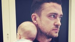 29 Celebrity Parents Dish Out All The Love On Father's