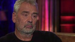 Luc Besson, en larmes, admet