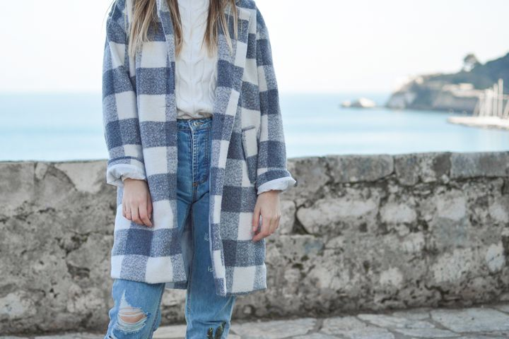 We found some of the best fall 2019 plaid coats for women.