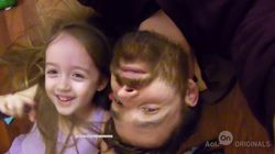 Watch This Little Girl School Her 2 Dads With Their Own