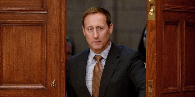 Justice Minister Peter MacKay appears at Commons committee on Parliament Hill in Ottawa on April 27....