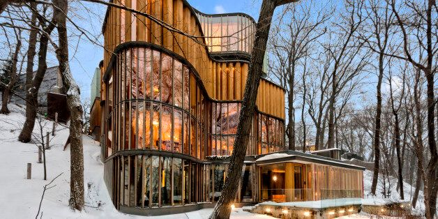 Integral House, in Toronto's Rosedale neighbourhood, is on sale for $28