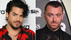 Adam Lambert Says He's 'So Proud' Of Sam Smith For Living Their