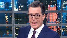 Colbert Χλευάζει Ατού είναι Σπιρούνια των Οστών Με Ένα