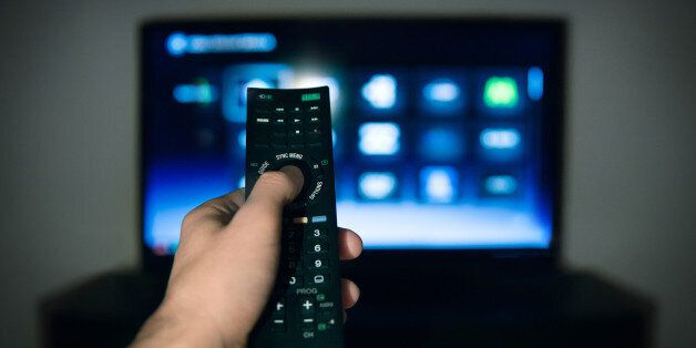 Nearly one in 10 anglophone Canadians say they no longer watch any TV shows the old-fashioned way and...