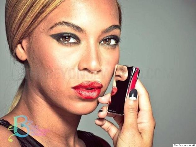 Unretouched Beyonce Photos Prove That She's Just As Beautiful Without
